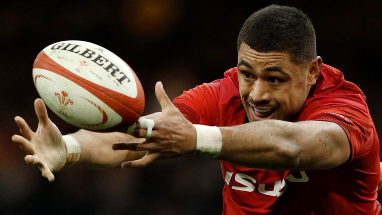 Taulupe Faletau is all set to lead Wales at the weekend