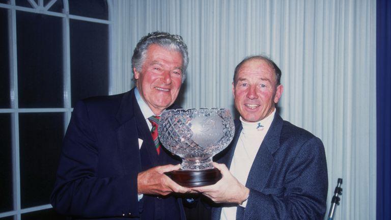 Horton won 23 titles on the European Senior Tour