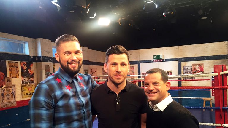 Tony Bellew, Darren Barker and Spencer Oliver look back at another crazy year