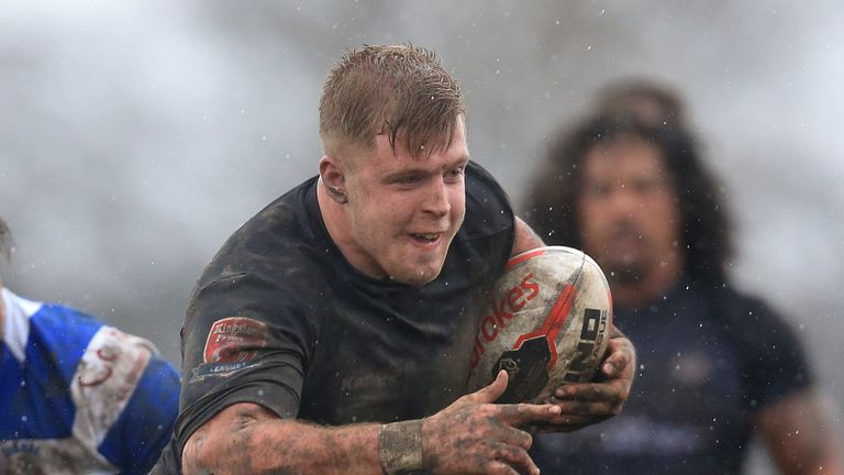 Canadian side Toronto Wolfpack won the Kingstone Press League One title in their first season