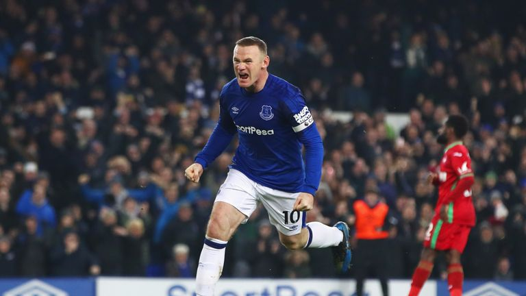 Wayne Rooney is understood to have agreed personal terms with DC United