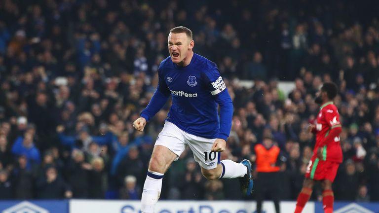 Wayne Rooney is set to return after illness