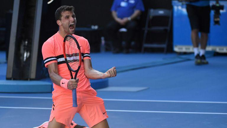 Nick Kyrgios makes last 16 of Australian Open while Rafael Nadal