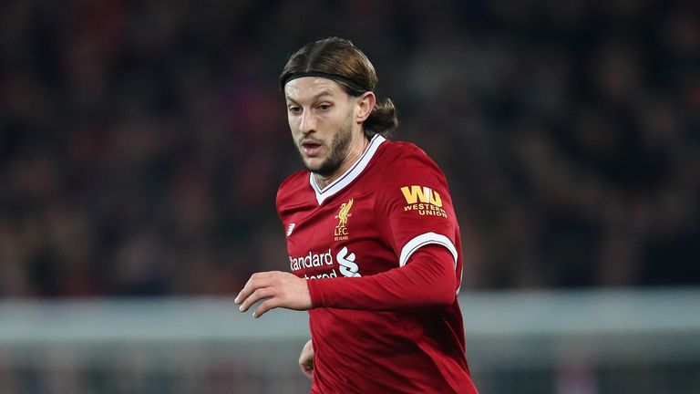 Adam Lallana has returned from injury for Liverpool
