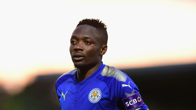 Ahmed Musa has rejoined CSKA Moscow on loan