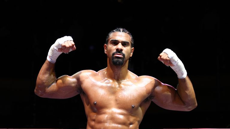 Haye is expected to weigh lighter for second fight with Bellew
