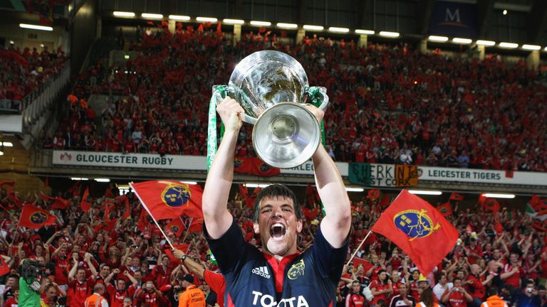 O'Callaghan enjoyed huge successes in his career, but what was the darkest hour?