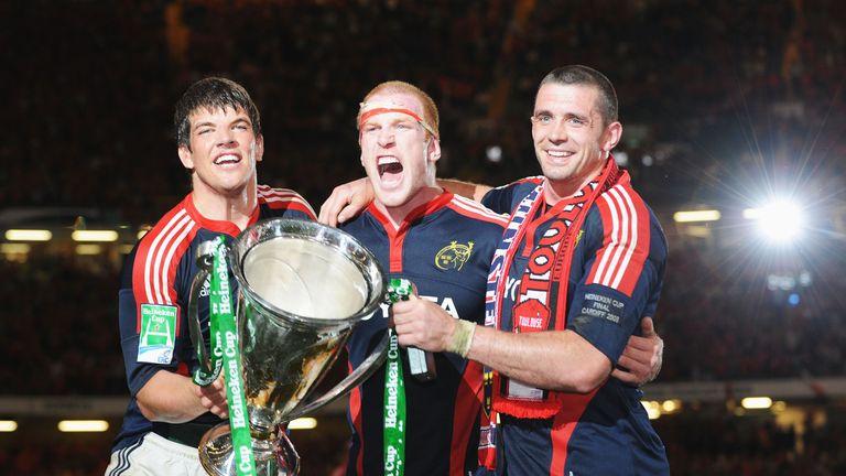 'Were we selfish enough at Munster?' asks O'Callaghan
