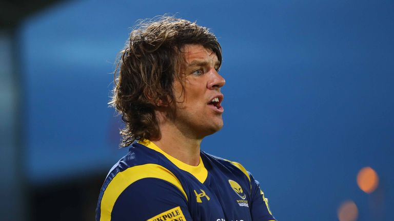 A reflective Donncha O'Callaghan discusses his career with Sky Sports