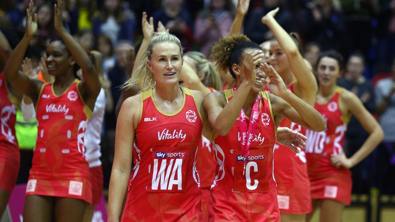 England picked up a second win to give them a first runners-up finish in the event