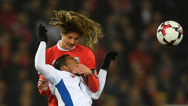 Ampadu chose to represent Wales instead of England