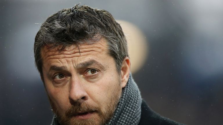 Slavisa Jokanovic spoke out against his club's transfer policy again this month