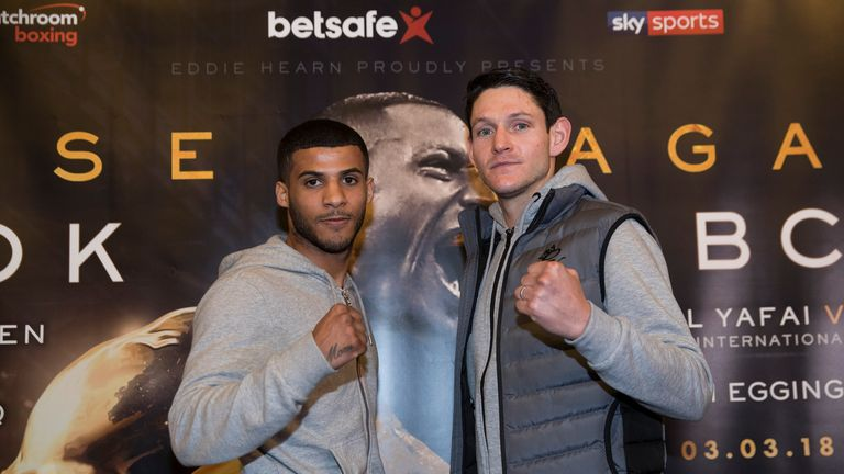 Gamal Yafai and Gavin McDonnell will face each other