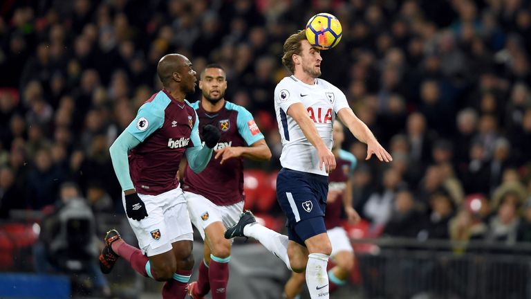 Spurs drew 1-1 with West Ham on Thursday