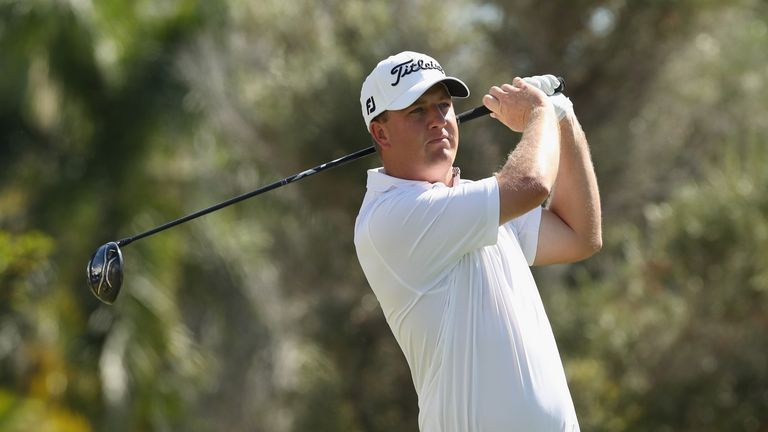 Tom Hoge is chasing a maiden PGA Tour title