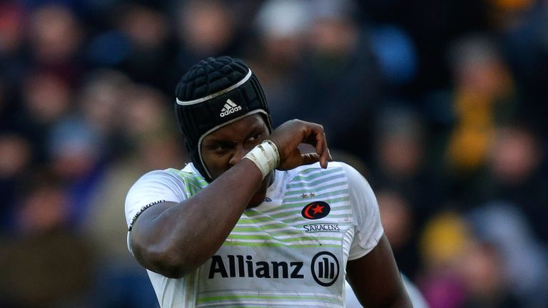 Maro Itoje has big hopes for Saracens on the European stage
