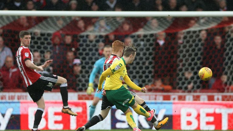 Maddison has netted nine times for the Canaries this season