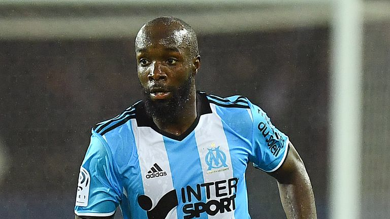 Lassana Diarra previously played for PSG's rivals Marseille
