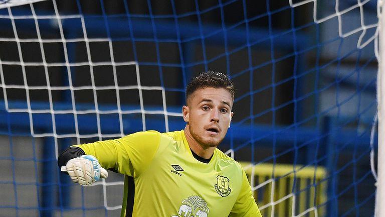Everton goalkeeper Louis Gray has joined Carlisle