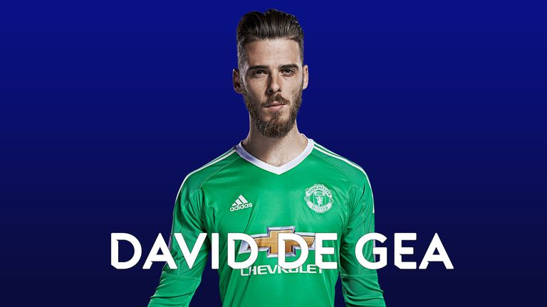 3c488e768 Manchester United goalkeeper David de Gea is the top-ranked  keeper to date  with a league-high 15 clean sheets