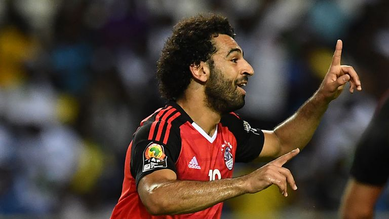 ebda0bf26ec World Cup 2018: Egypt team profile | Football News | Sky Sports