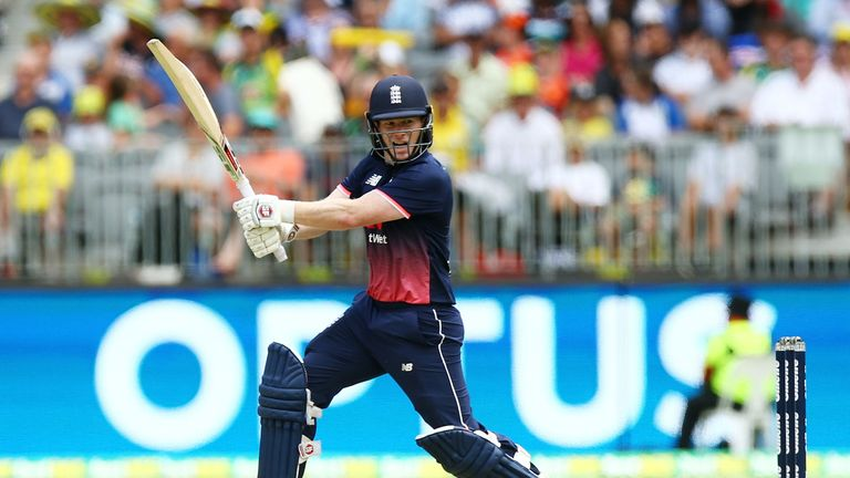 Eoin Morgan spoke of his excitement at England's ODI future following their win in Australia