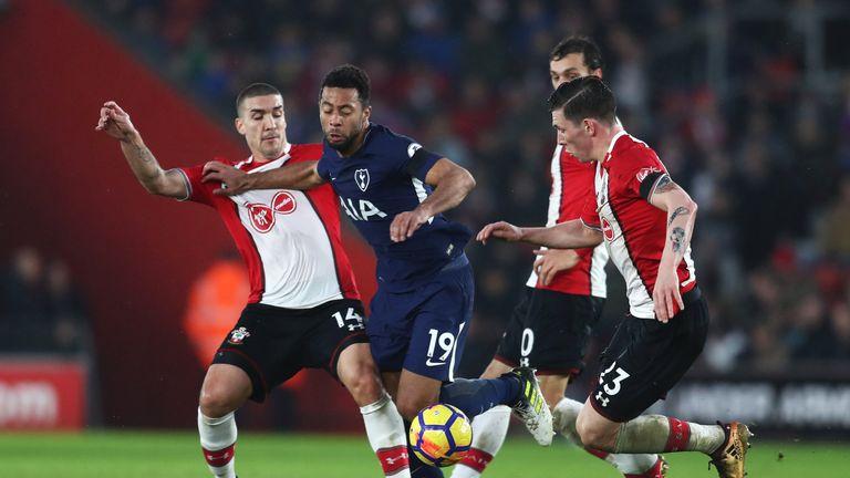 Dembele has impressed for Tottenham this season