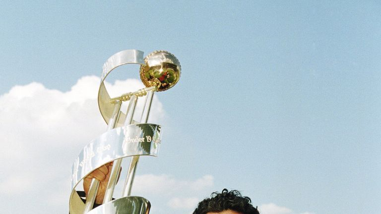 Owais Shah captained England to victory at the Under-19 World Cup in 1998