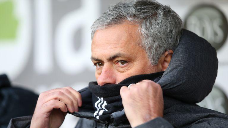 Jose Mourinho claimed several clubs, including Everton, spent more money than United