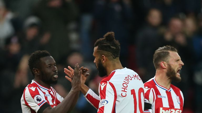Stoke beat Huddersfield last time out in Paul Lambert's first game in charge