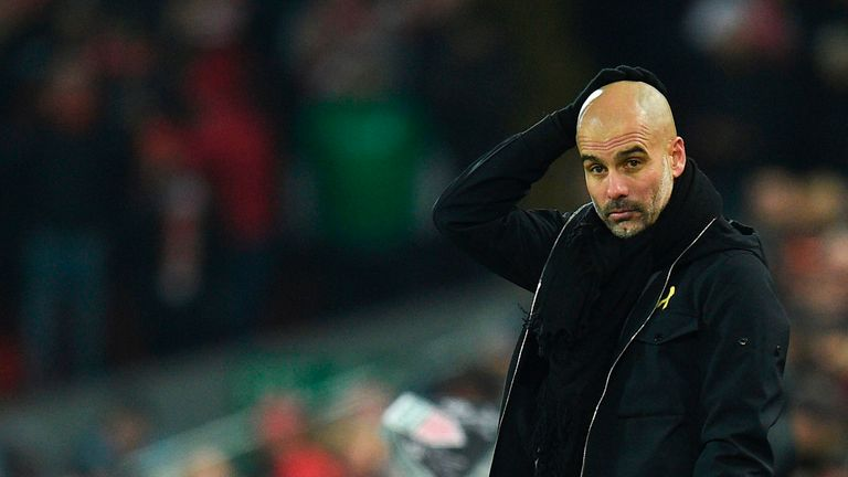 Pep Guardiola has won the Champions League twice