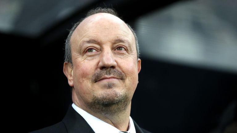 Rafa Benitez saw Newcastle concede two late goals at Bournemouth on Saturday