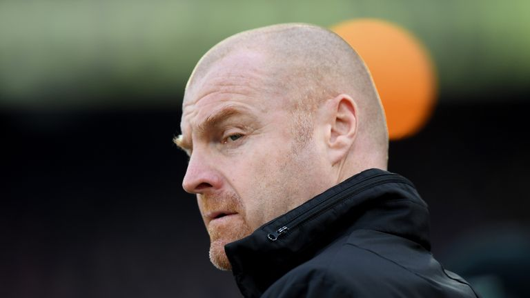 Dyche's former team-mate Soren Anderson claimed the Burnley boss' gristly voice comes from his diet