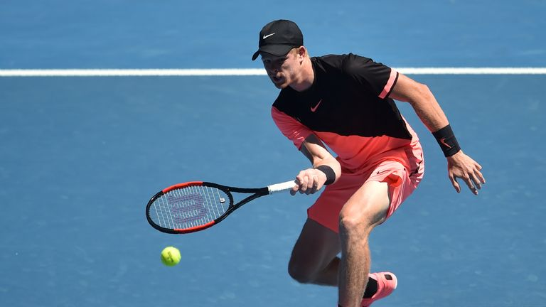 Edmund is hoping to regain the form shown in Australia
