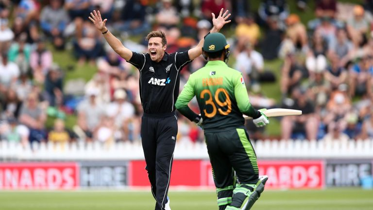 New Zealand last toured Pakistan in 2003 for ODI matches