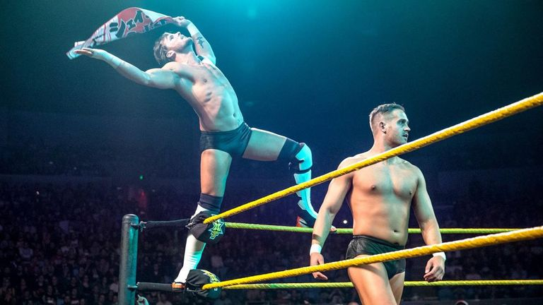 TM61 made an early exit from the Dusty Rhodes Tag Team Classic