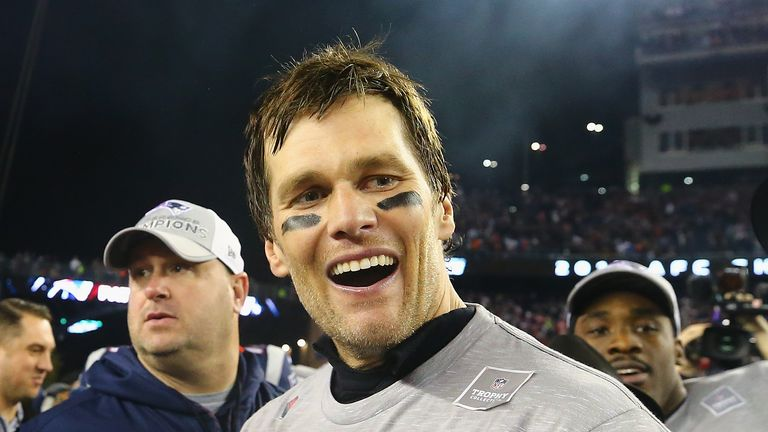 NFL legend Tom Brady impressed Fowler with his putting