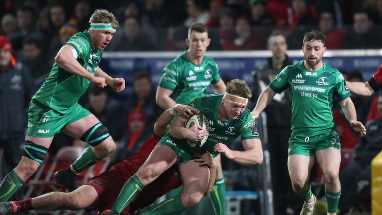 Connacht haven't won away from home in the PRO14 since April