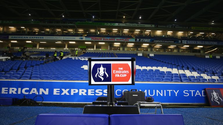 Video Assistant Referee (VAR) will be used for Manchester United's FA Cup match against Huddersfield on Saturday