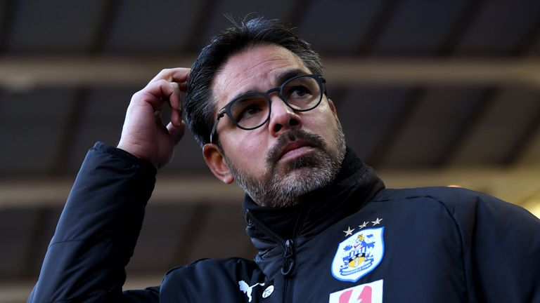 David Wagner will be aiming to defeat his friend