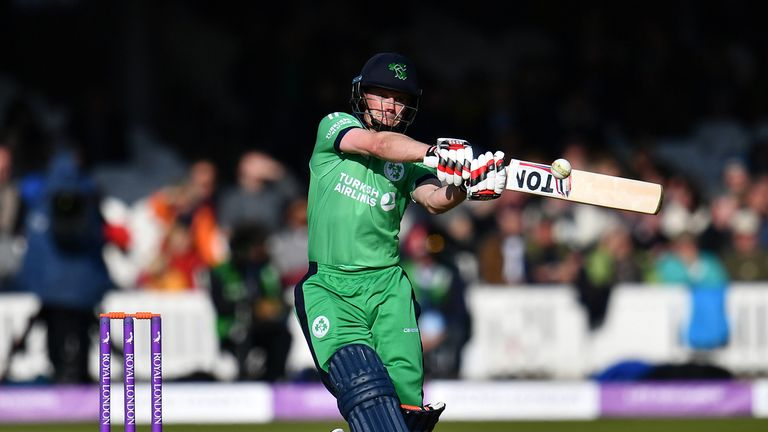 Ireland received full member status from the ICC in 2017 and will host their first Test against Pakistan in May