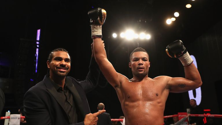 Olympic silver medallist Joe Joyce, promoted by Haye, will fight for his first title