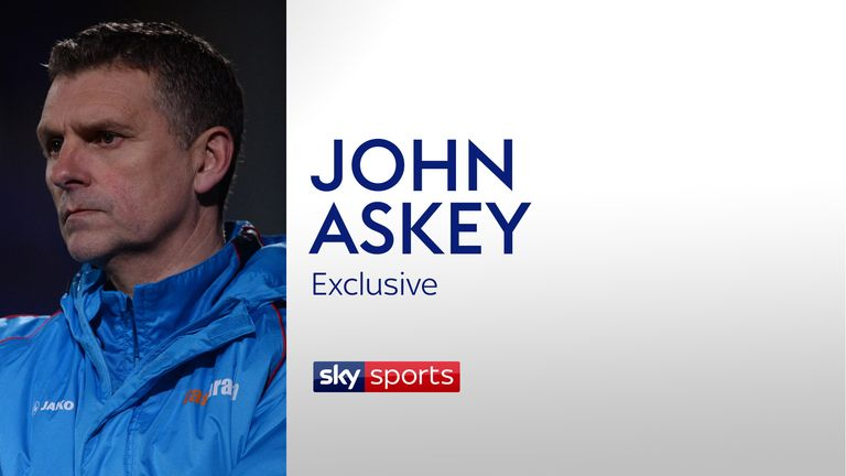 Macclesfield Town boss John Askey has his side top of the National League