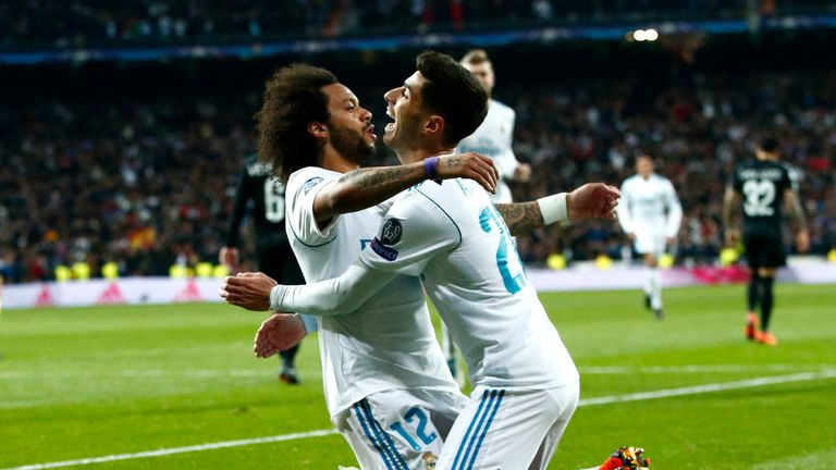 Marco Asensio's intervention from the bench proved telling
