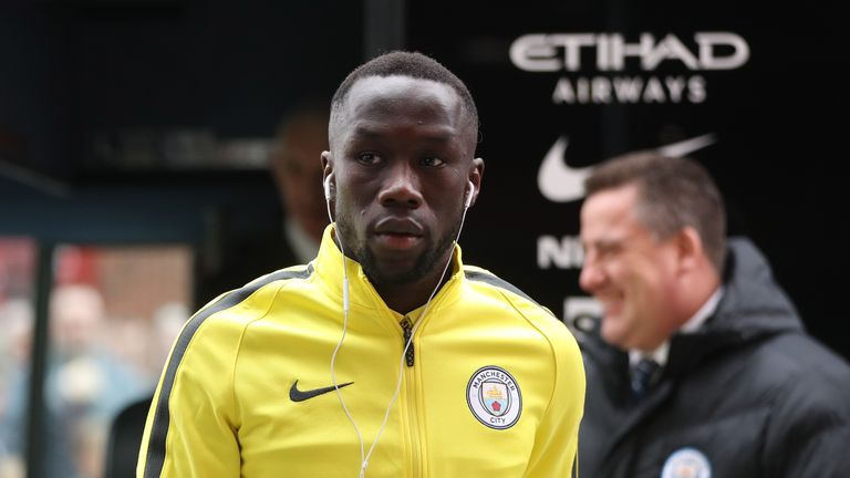 French defender Bacary Sagna was at Manchester City for three seasons