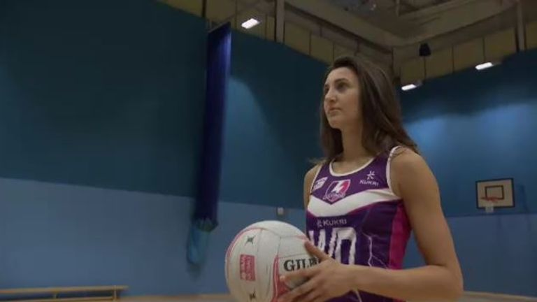 Beth Cobden targets Vitality Superleague glory with Loughborough Lightning