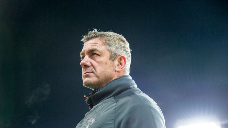 Castleford coach Daryl Powell has his side starting to reach similar heights to last year
