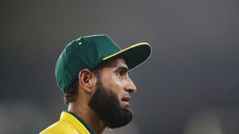 South Africa leg-spinner Imran Tahir was allegedly subjected to racist abuse during fourth ODI against India