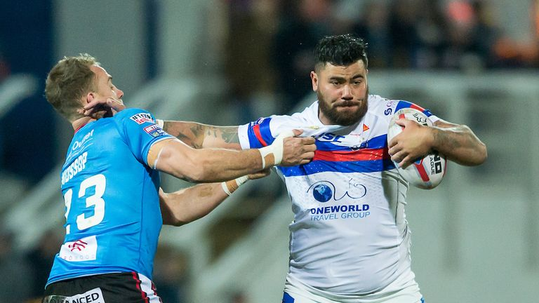 Wakefield face Catalans Dragons in Round 3 at the Stade Gilbert Brutus, live on Sky Sports