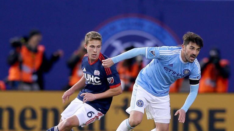 David Villa has not said where he plans to play next